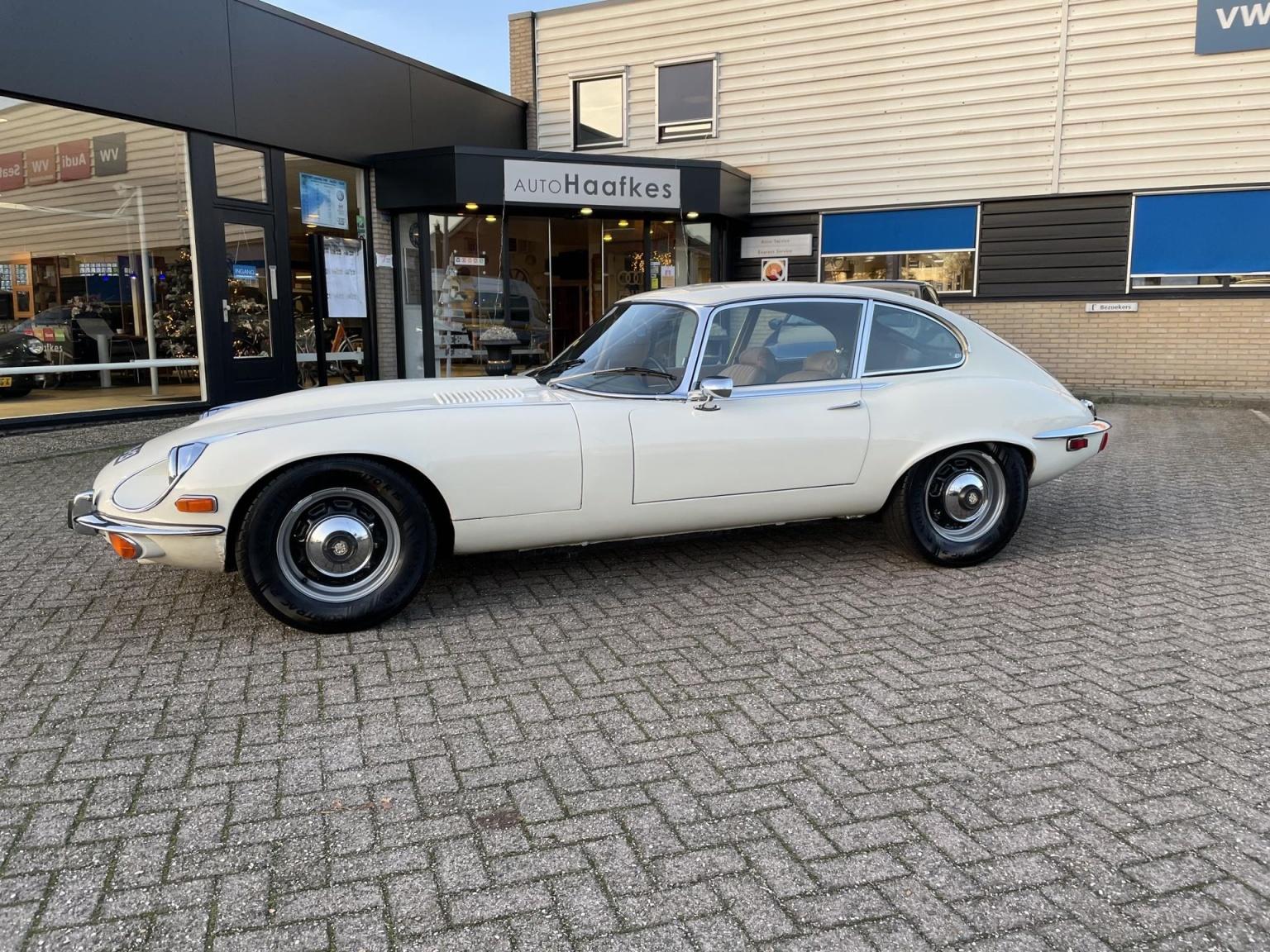 """Jaguar-""""E"""" Type-3"""