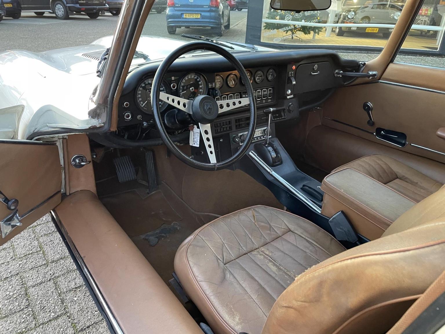 """Jaguar-""""E"""" Type-7"""
