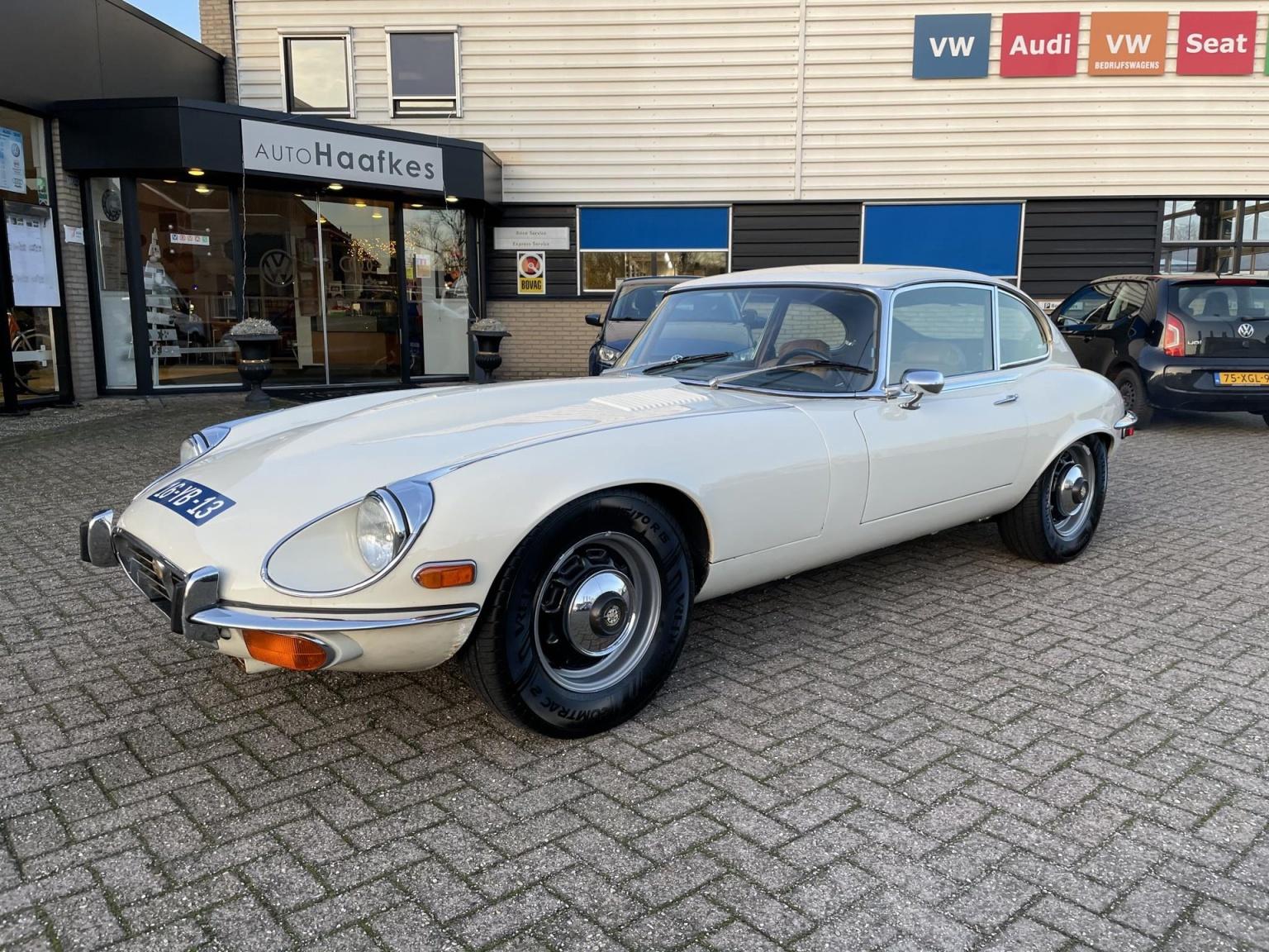 """Jaguar-""""E"""" Type-1"""