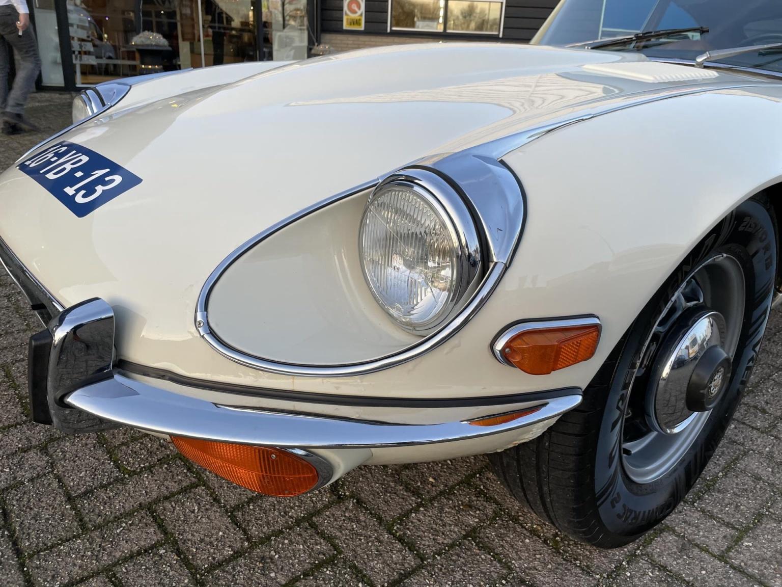 """Jaguar-""""E"""" Type-50"""