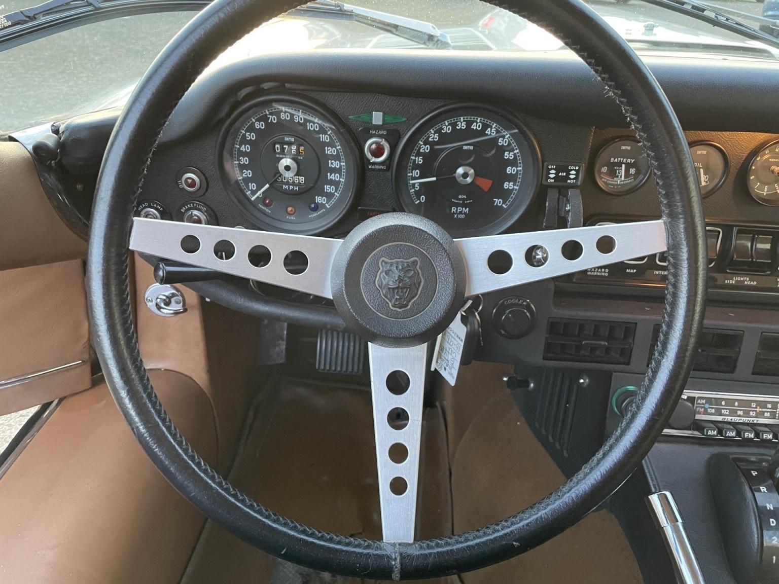 """Jaguar-""""E"""" Type-17"""