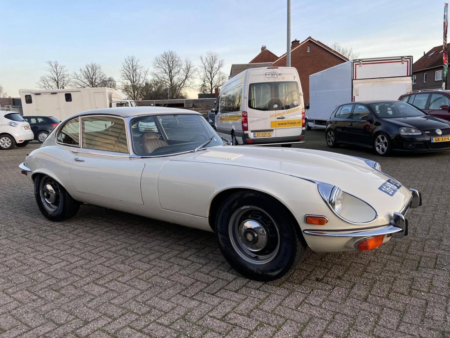 """Jaguar-""""E"""" Type-12"""