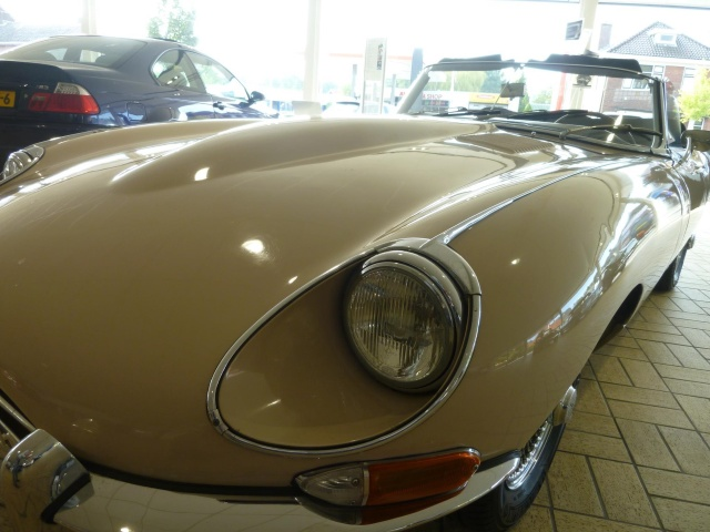 Jaguar-E-type 4.2 l