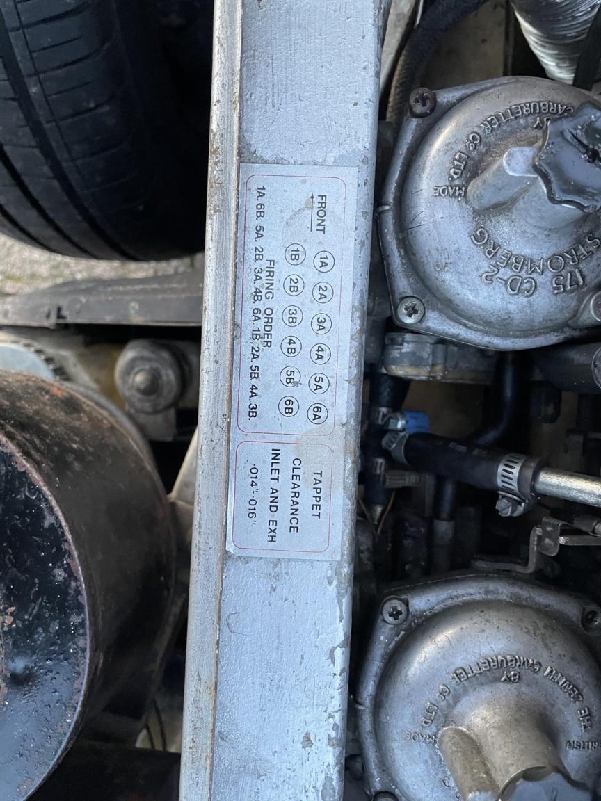 """Jaguar-""""E"""" Type-23"""