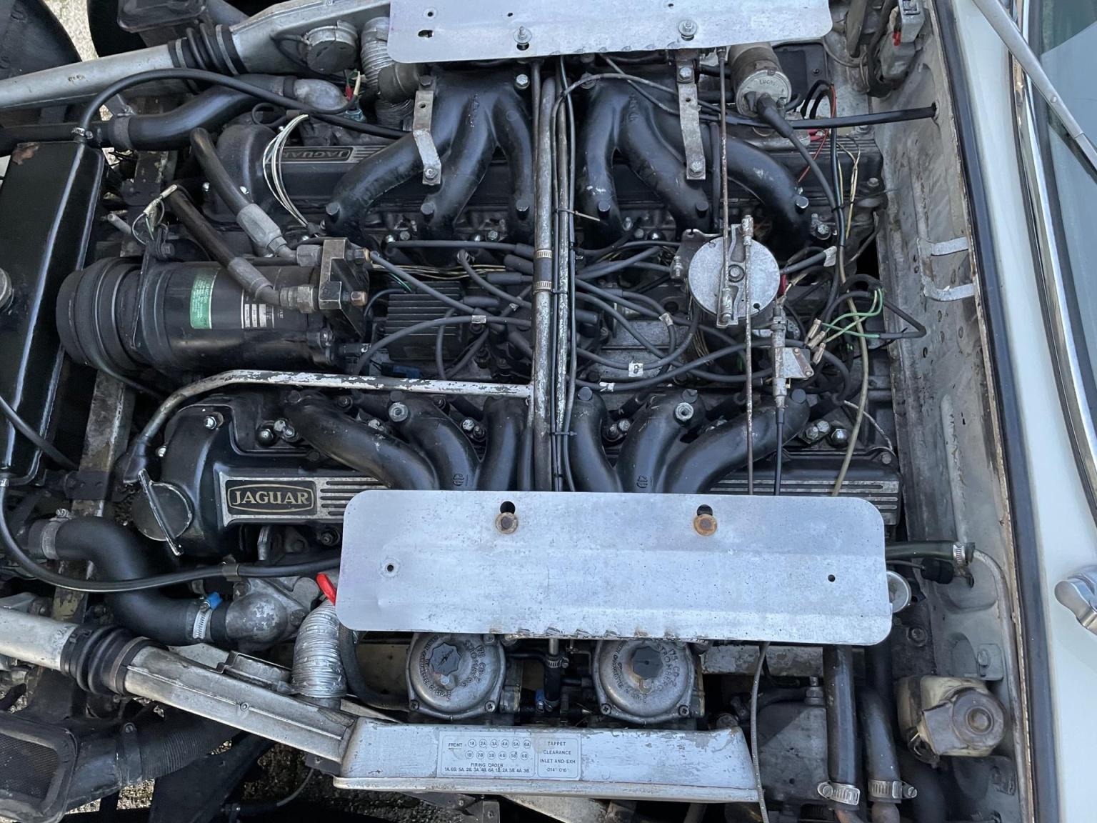 """Jaguar-""""E"""" Type-47"""