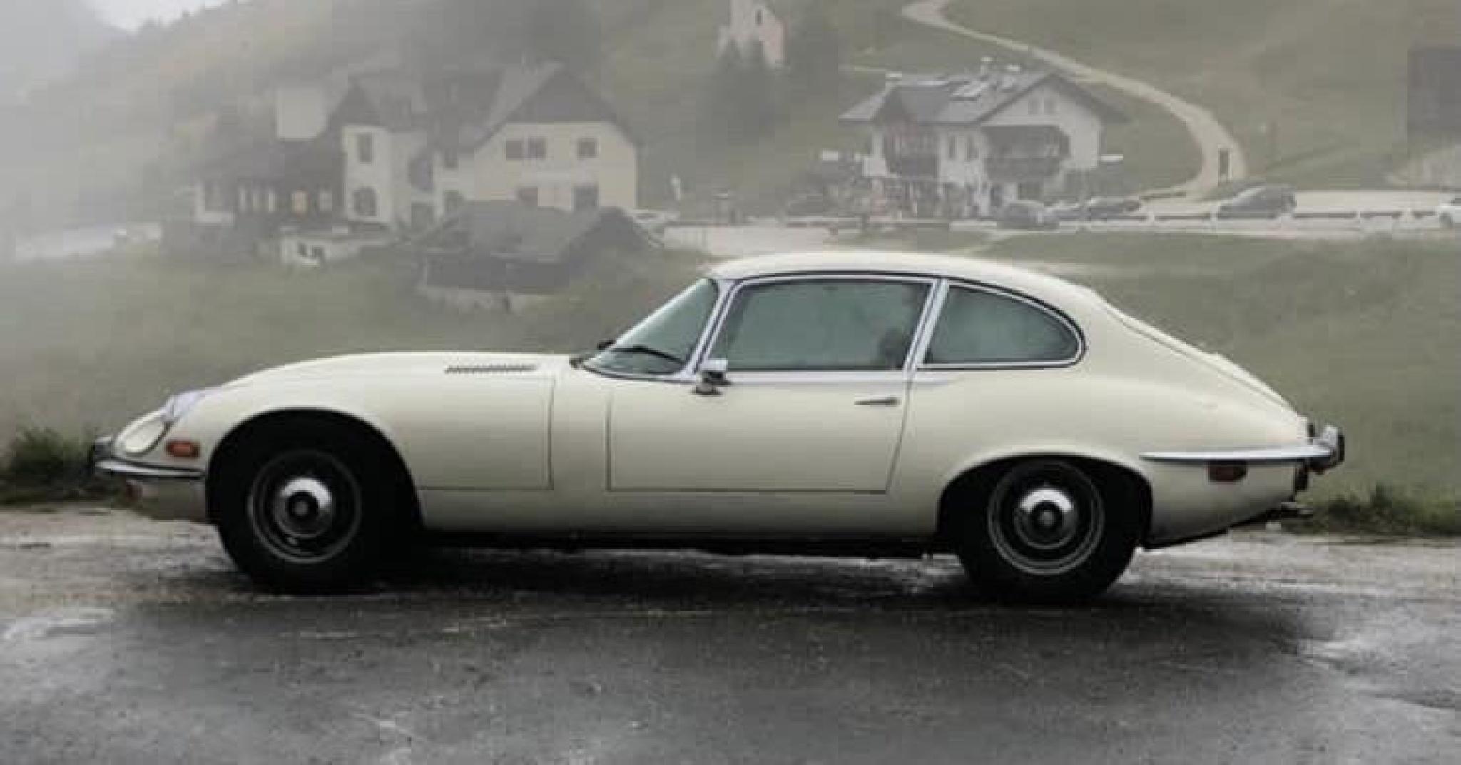 """Jaguar-""""E"""" Type-0"""