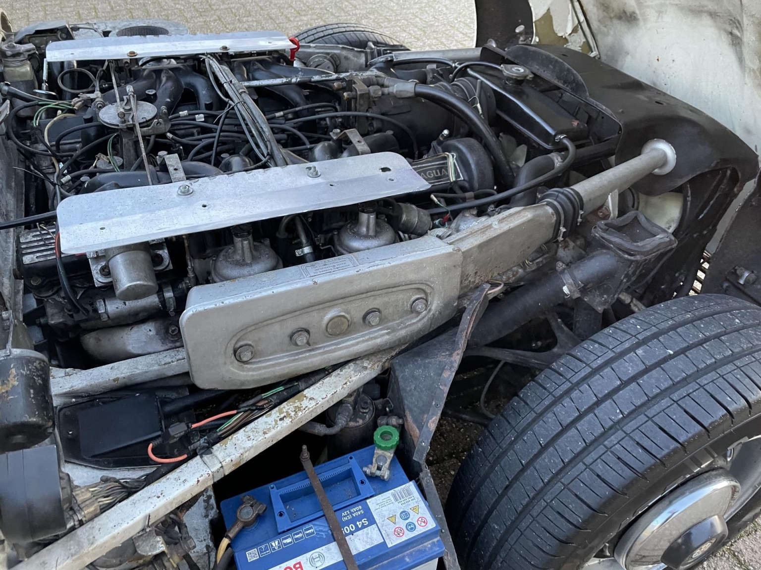 """Jaguar-""""E"""" Type-19"""